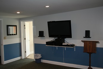 Youth Room E Area