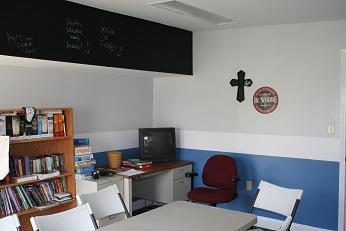 Youth Room Sunday School
